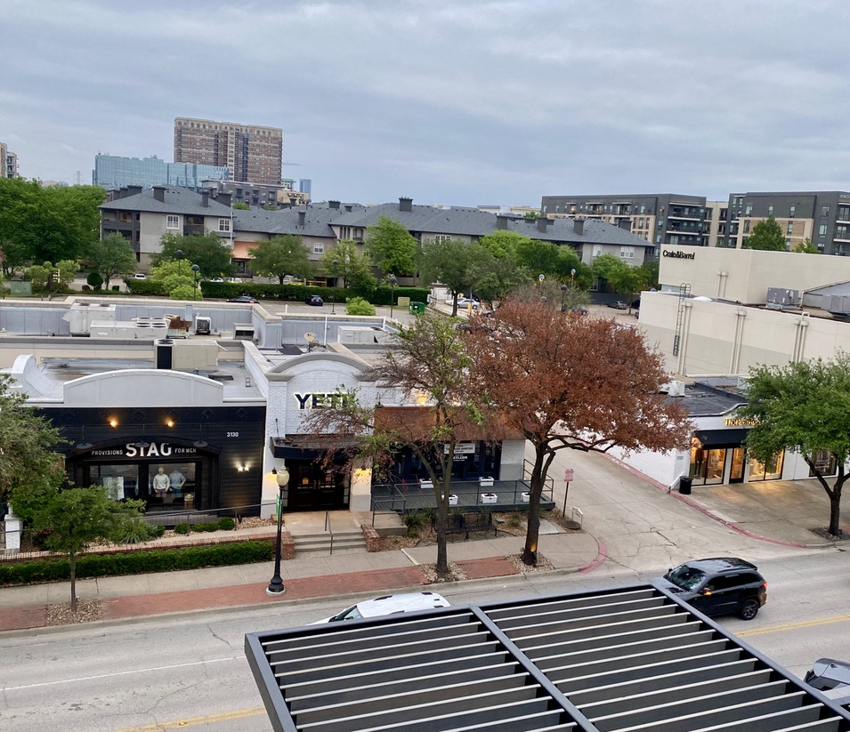 Knox District Shopping and Retail