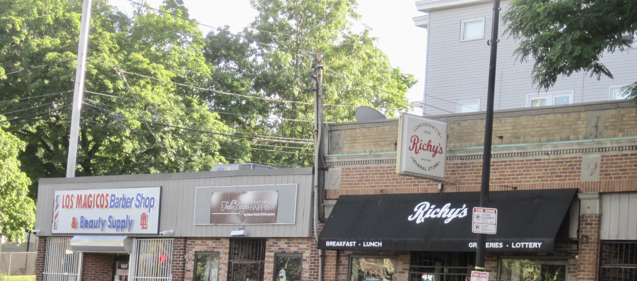 Richy's General Store on River Street