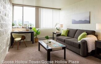 Goose Hollow Tower 1630 SW Clay