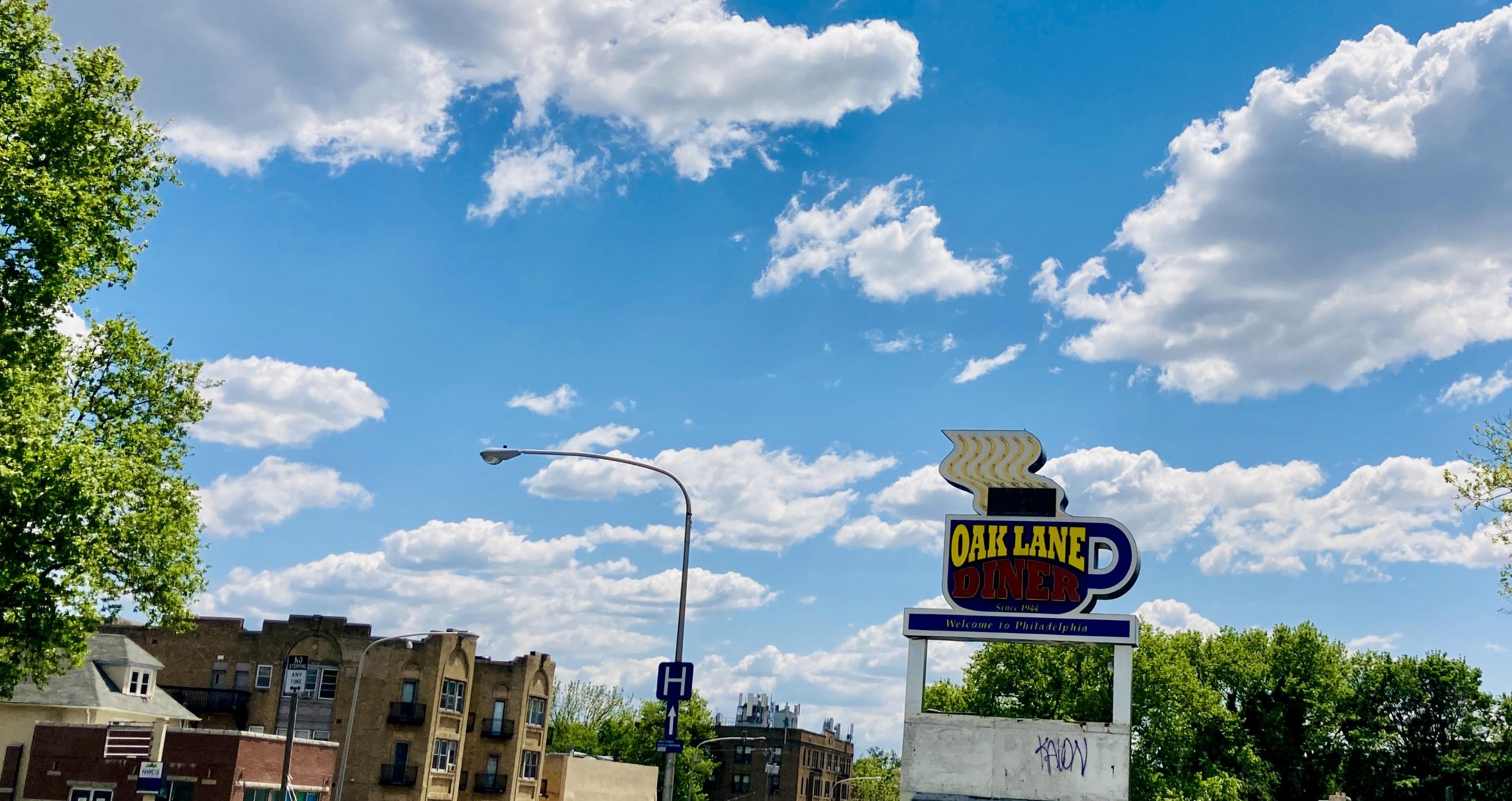 Oak Lane Diner in Philadelphia