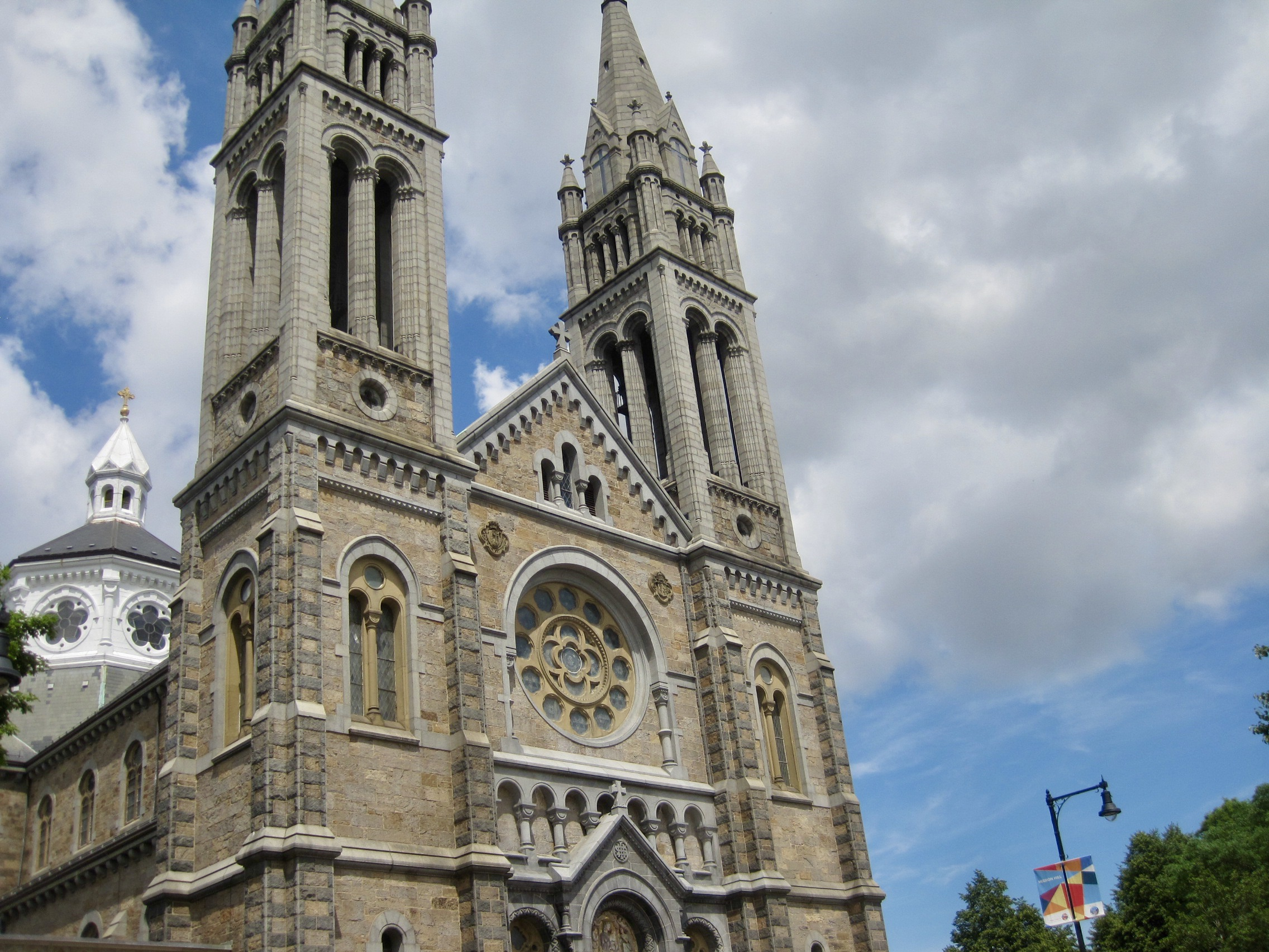 Boston's Basilica of Our Lady of Perpetual Help