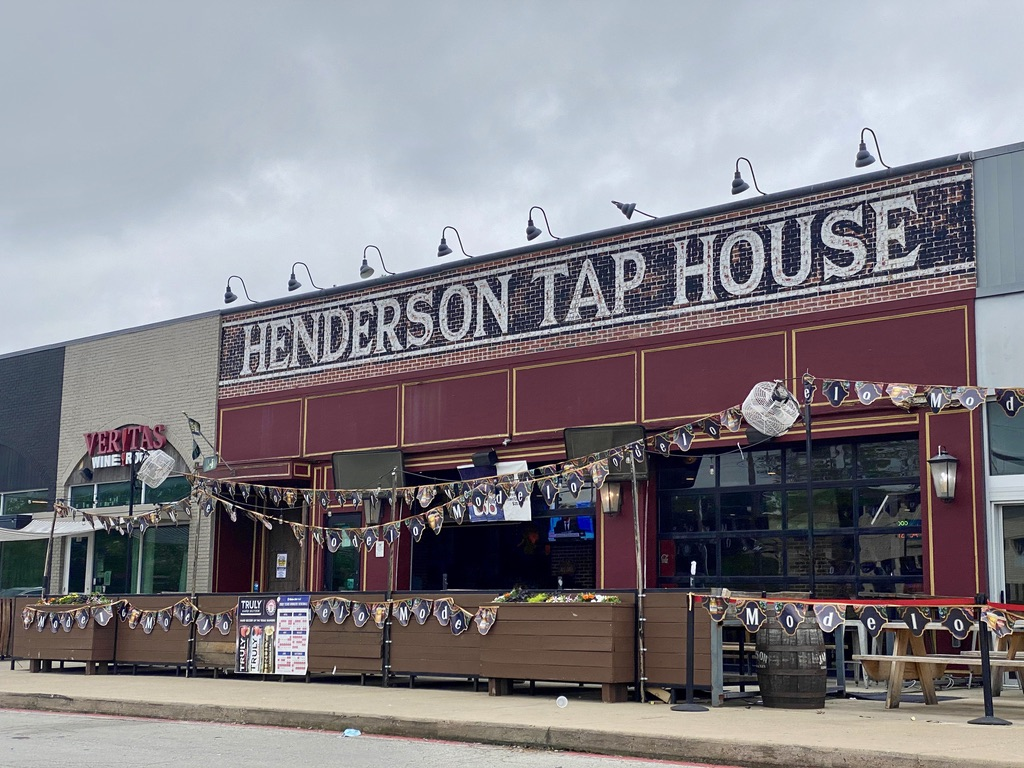 Henderson Tap House on N Henderson Ave