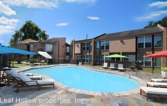 Leaf Hollow Apartments & Townhomes - Luxury Living in the hart of Spring Branch