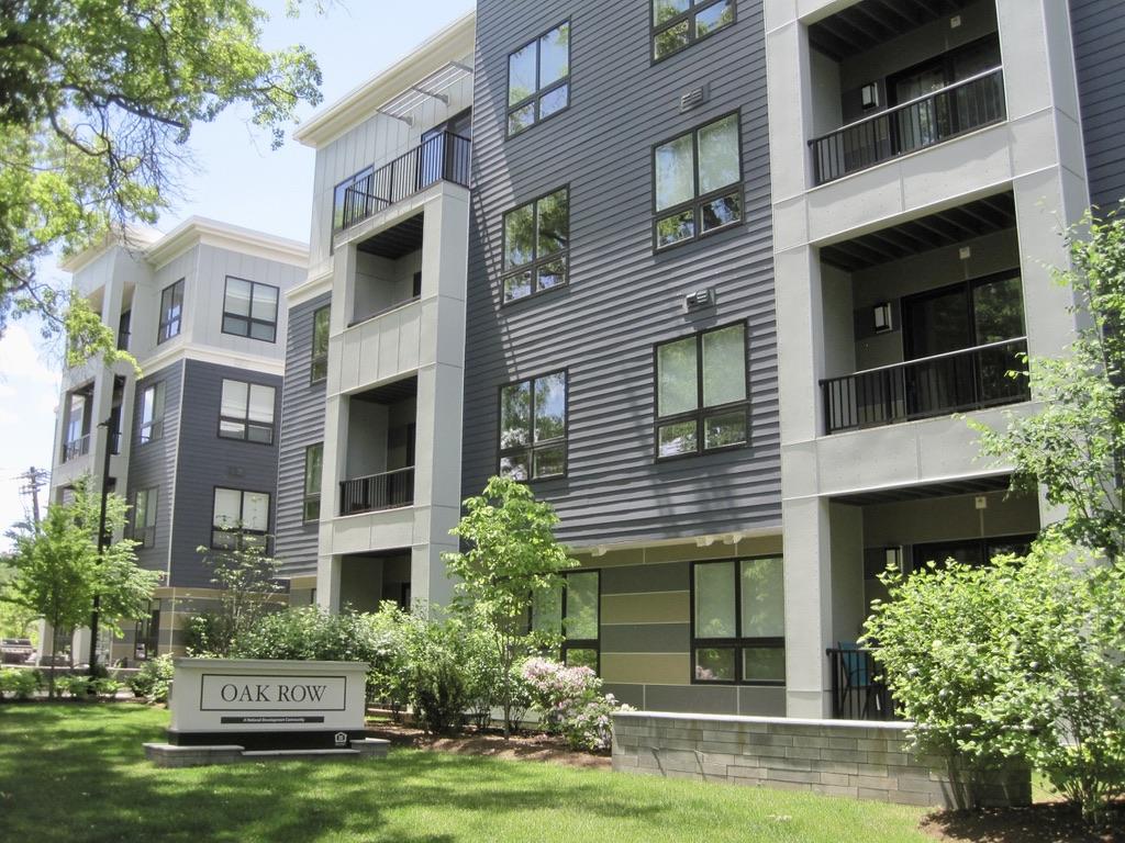 Oak Row Apartments in West Roxbury
