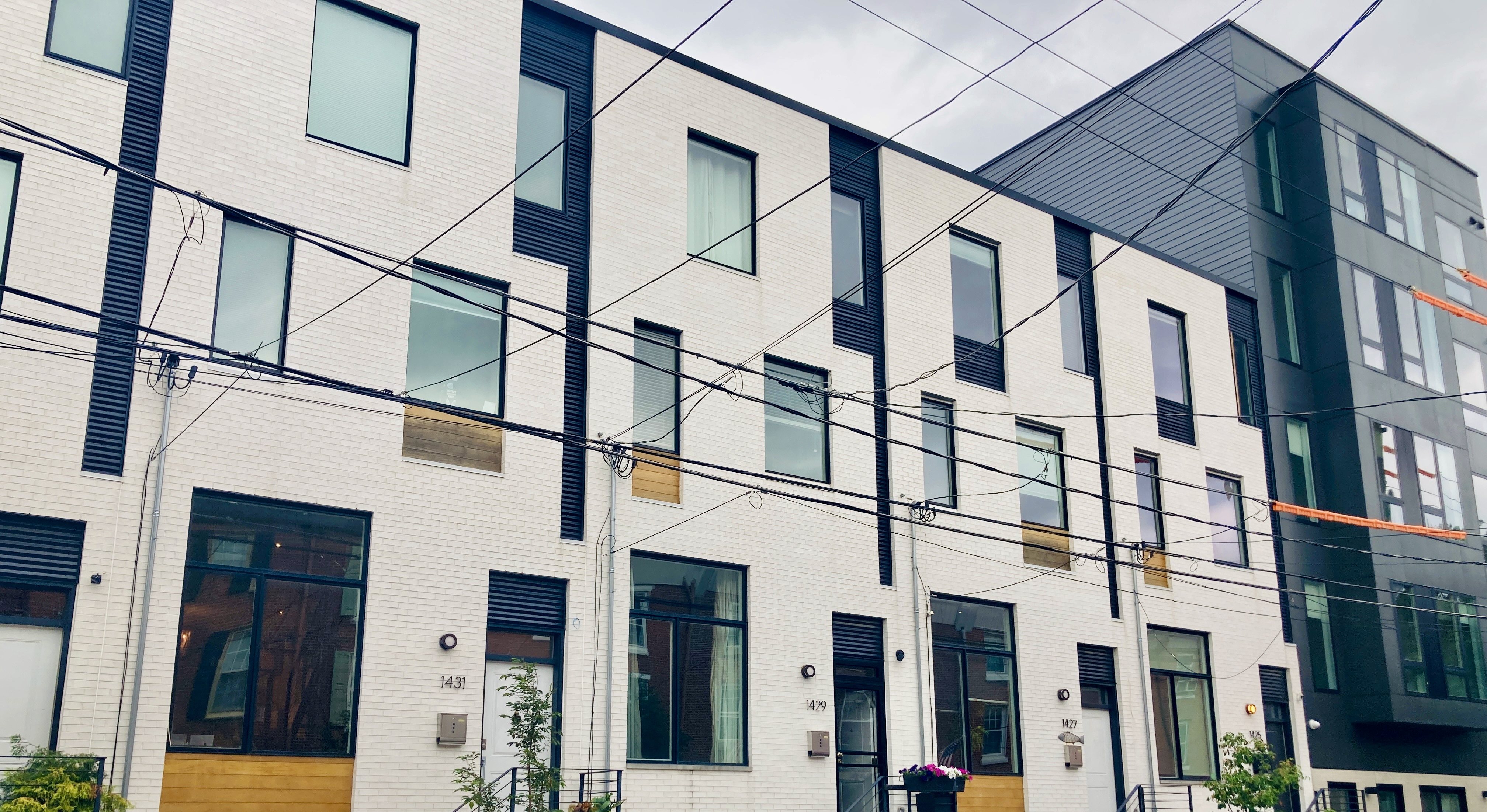 Modern Fishtown Apartments in Philly