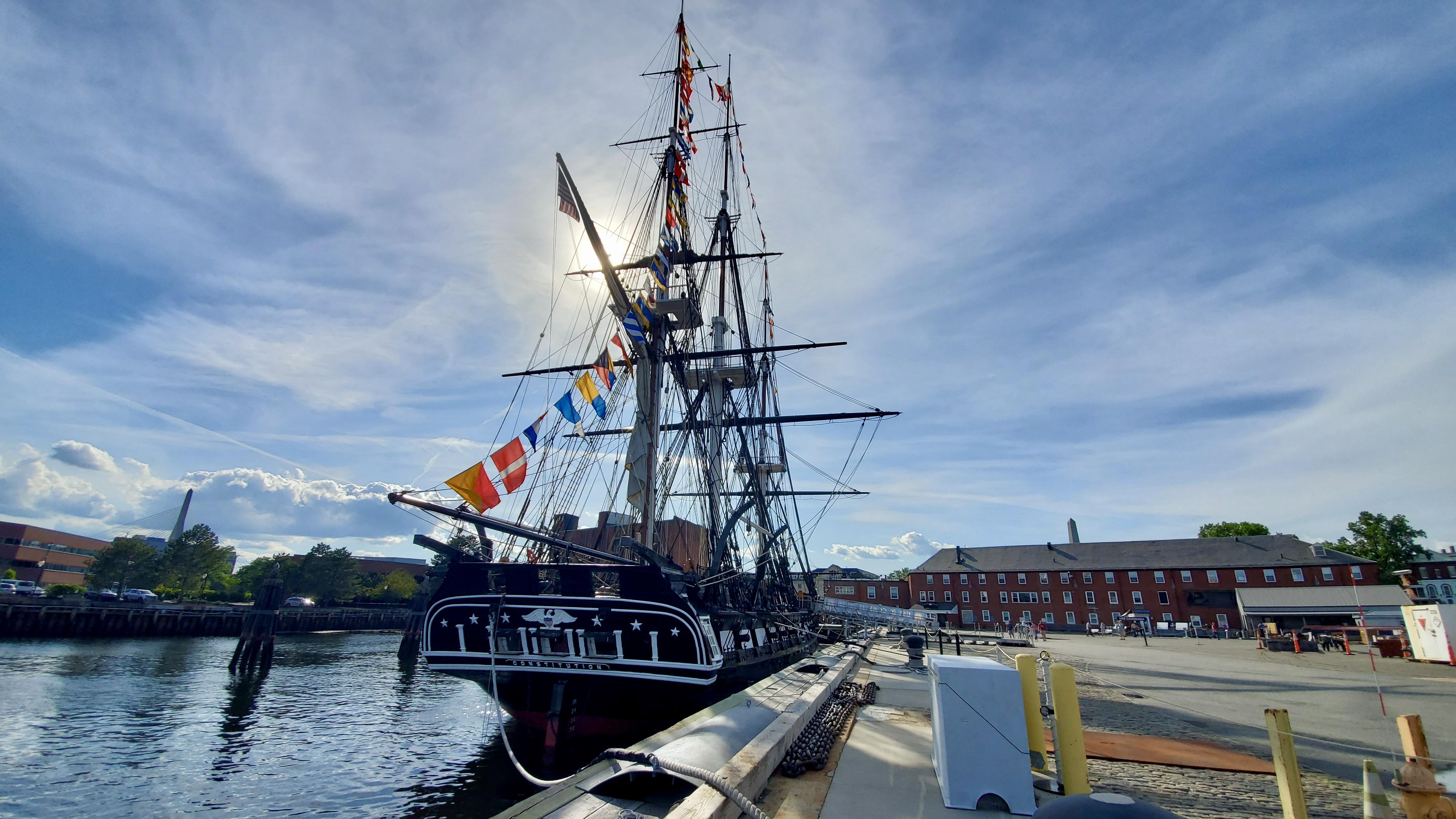 USS Constitution