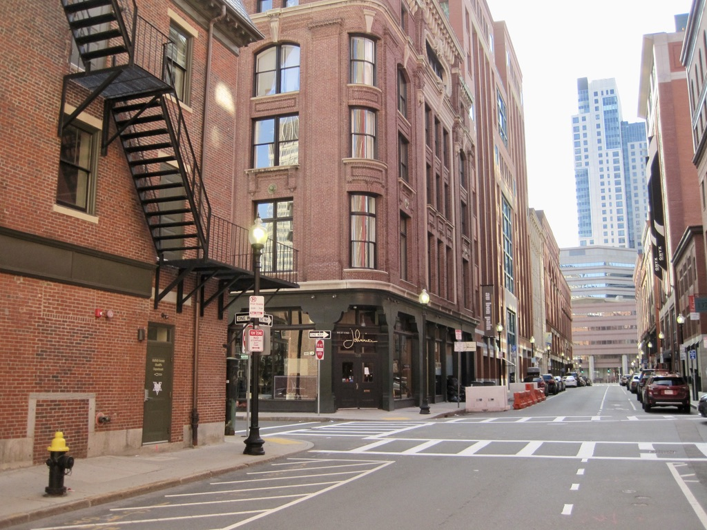 Portland Street Apartments and Retail in Boston, MA
