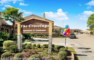 The Crossings - Affordable Luxury in NW Houston