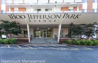 1800 Jefferson Park Avenue #116