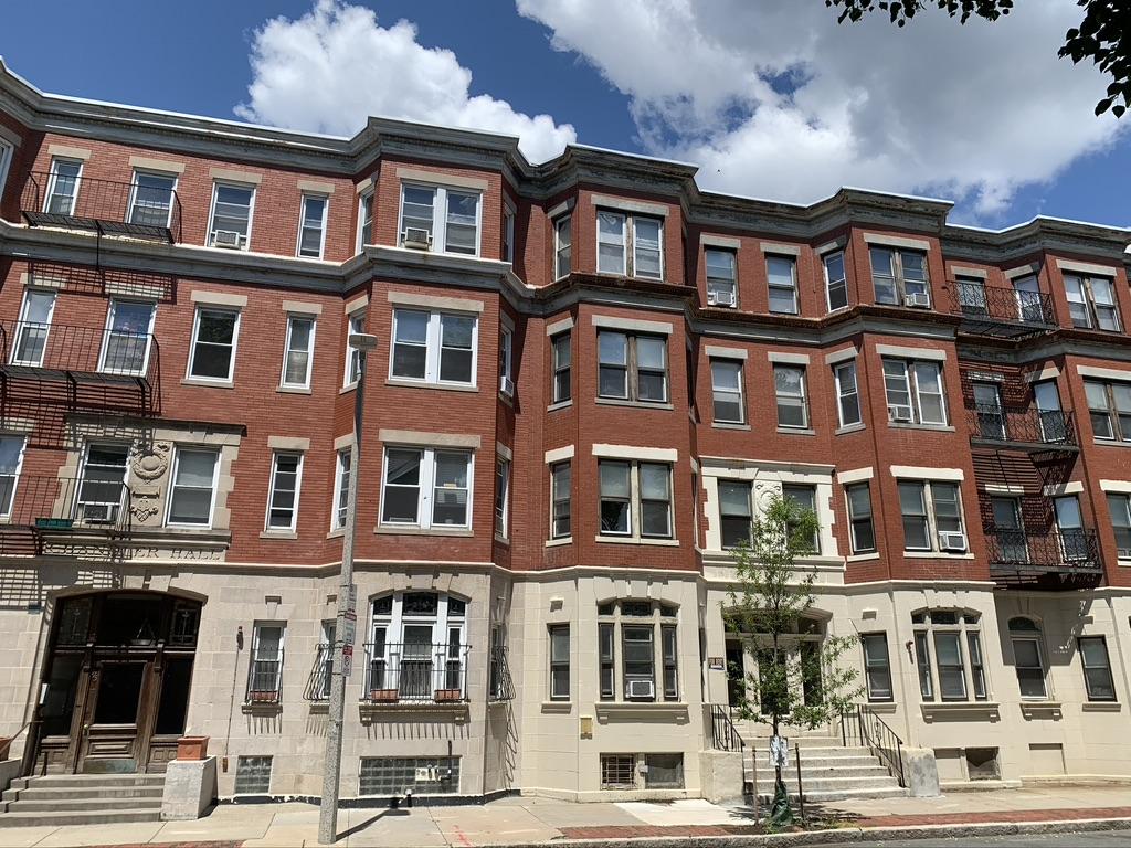 Hemenway Street Apartments in Boston, MA