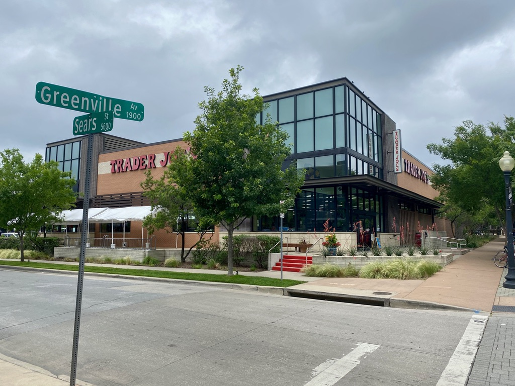 Greenville Ave Trader Joe's in Lower Greenville, TX