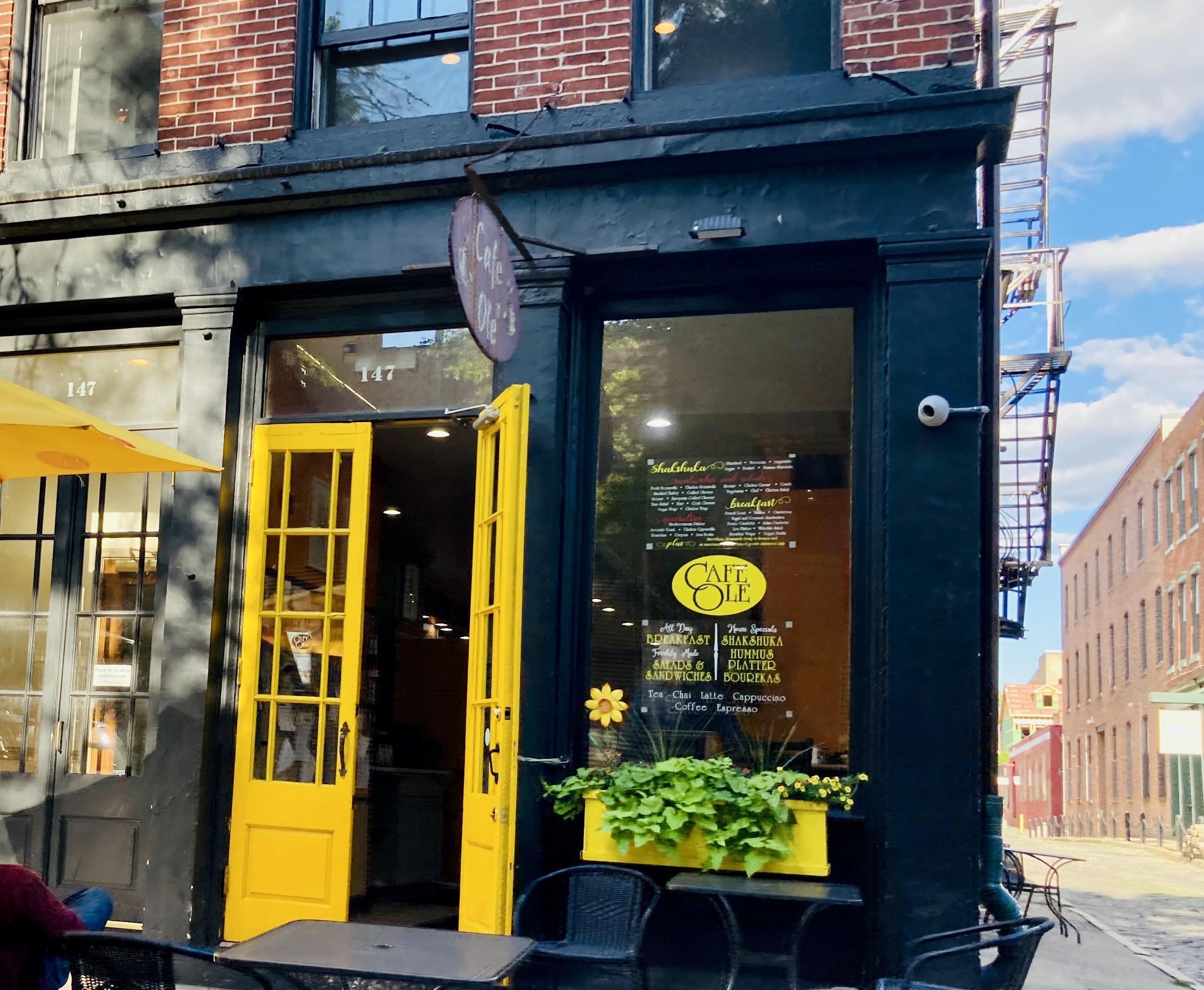 Café Olé in Old City, Philly