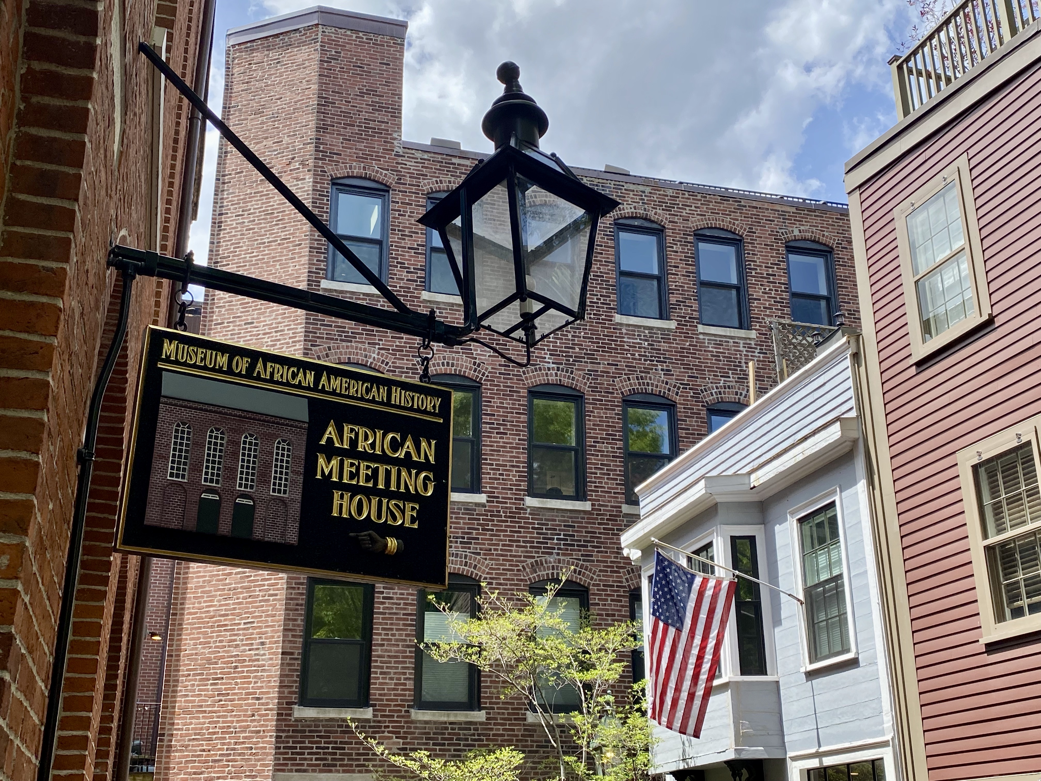 African Meeting House on Smith Ct