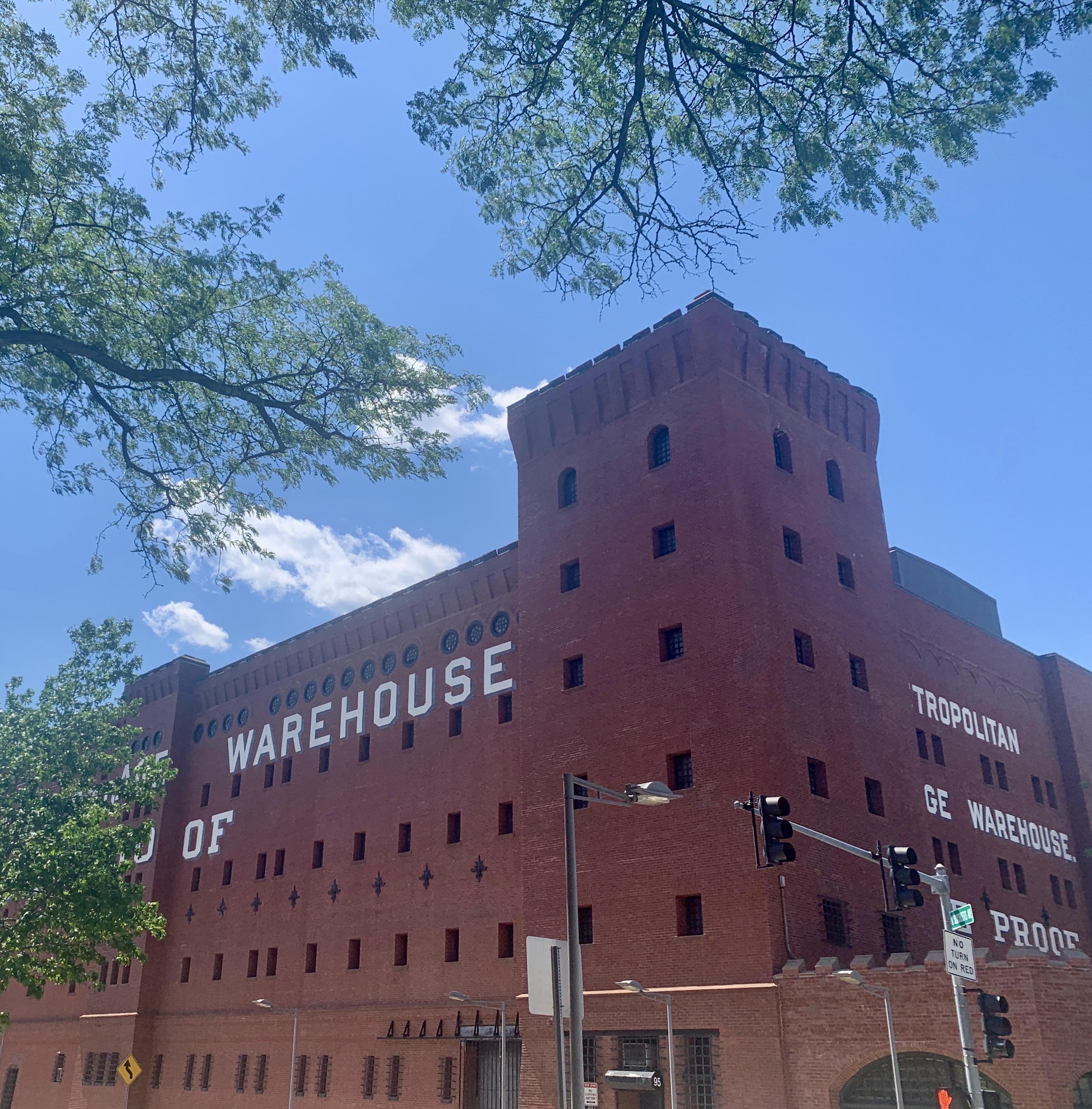 Metropolitan Storage Warehouse on Mass Ave