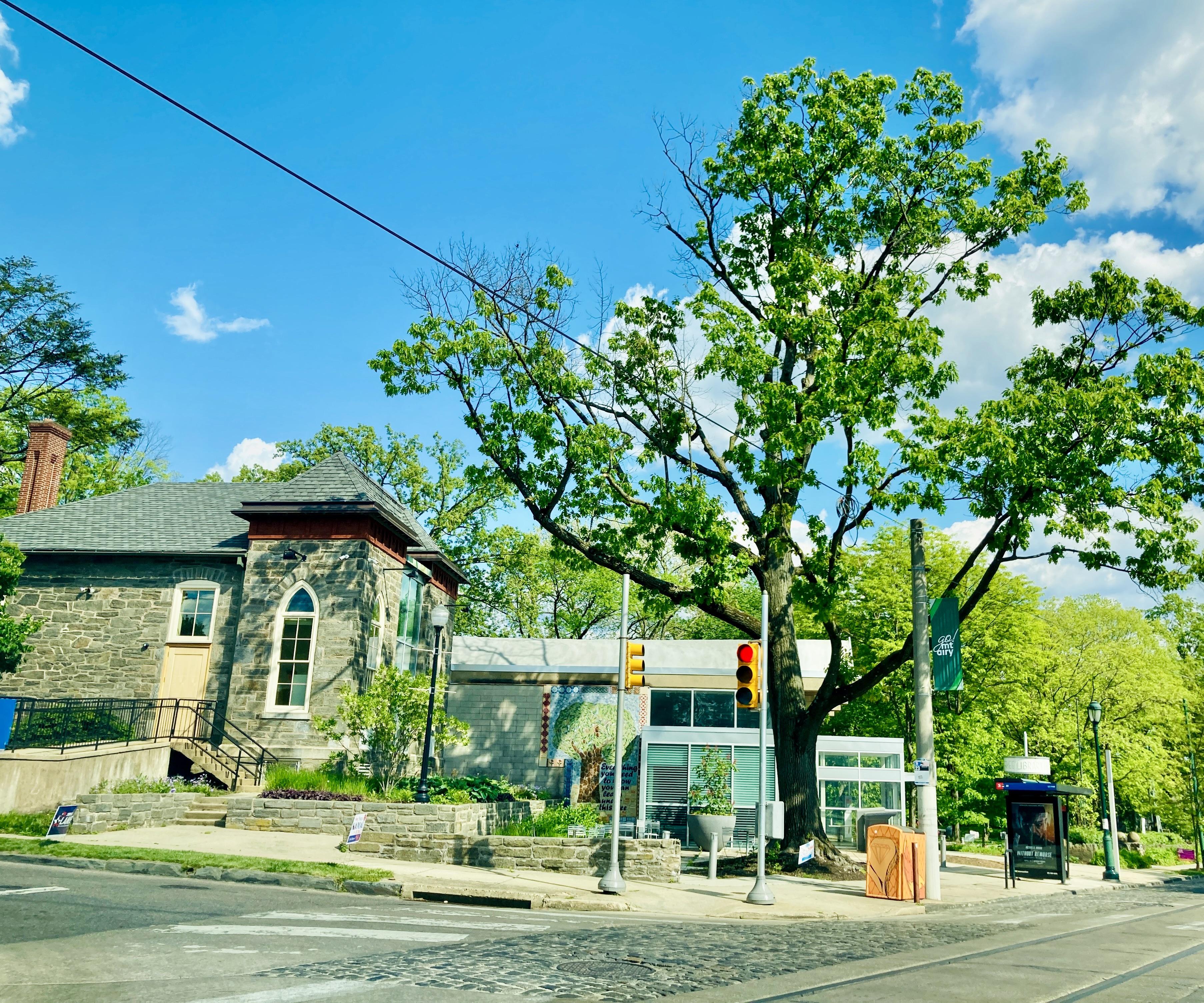 Mount Airy Free Library of Philadelphia