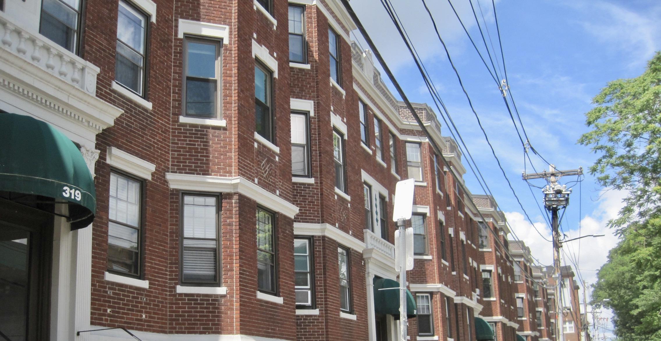 Apartments on Allston Street in Allston, MA