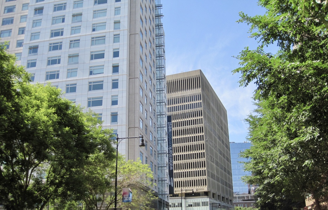 Kendall Square Apartments on Third Street