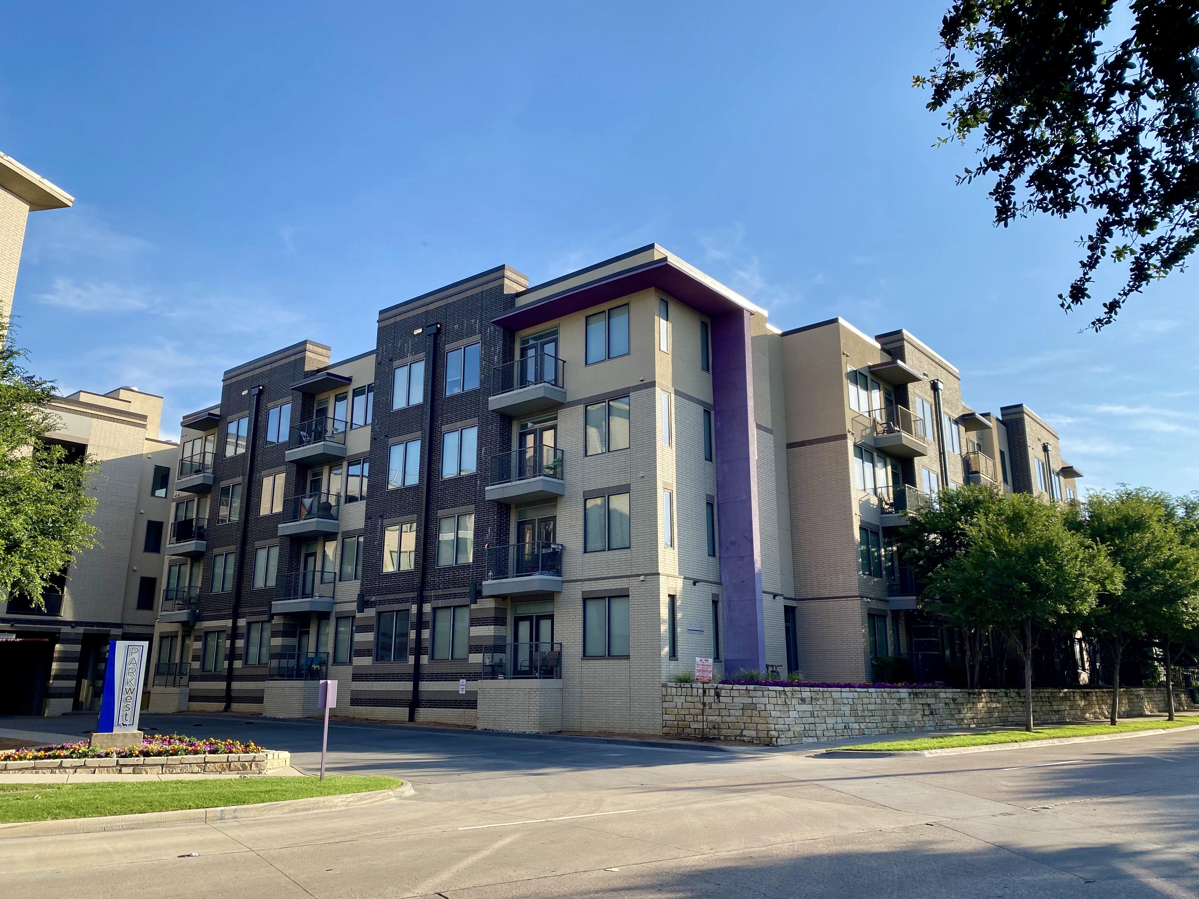 Park West Apartments in Oak Lawn, TX