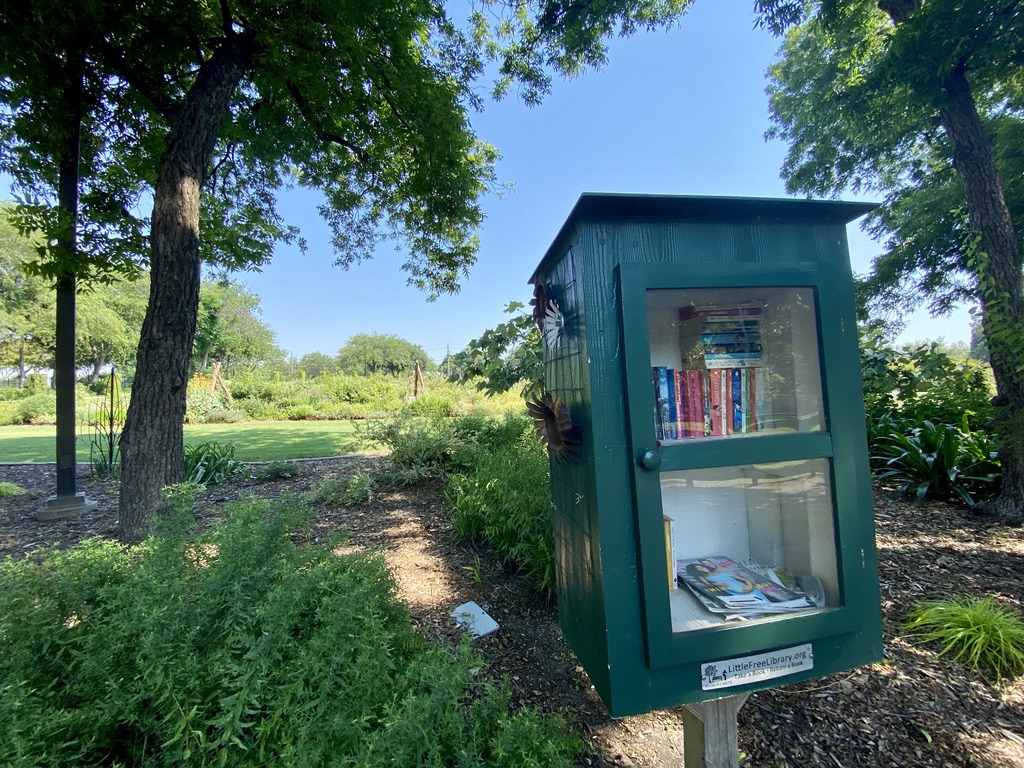 Little Free Library on Rawhide Parkway