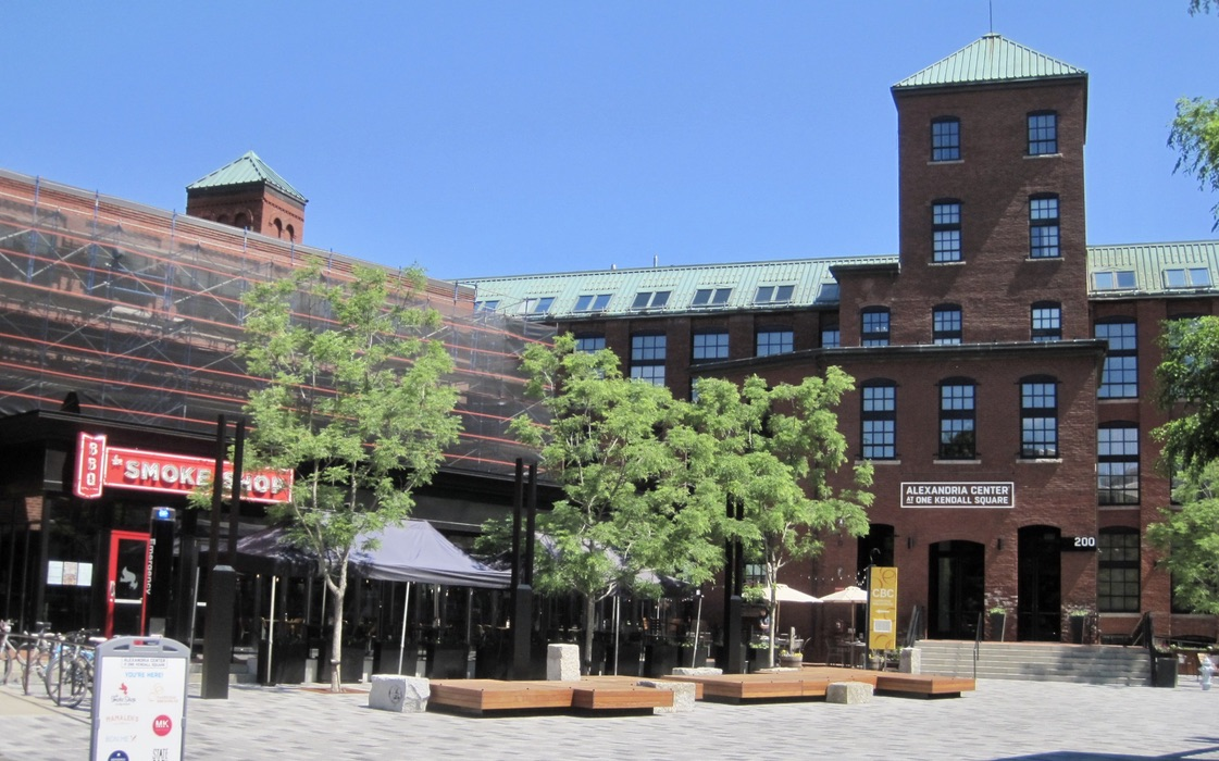 Alexandria Center at One Kendall Square