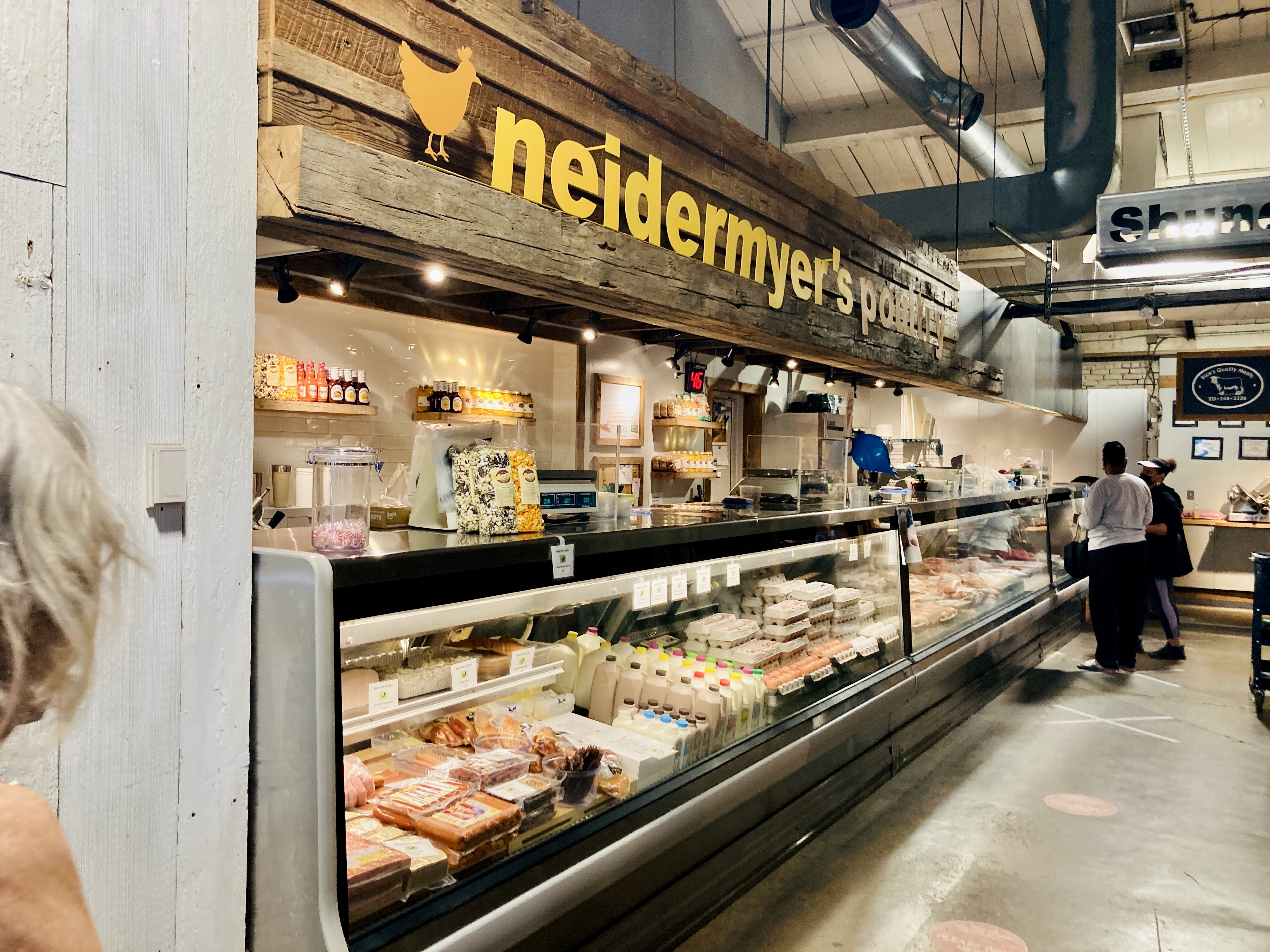 Neidermyer's in the Market at the Fareway