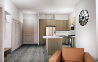 The Residences at 3000 Bardin Road