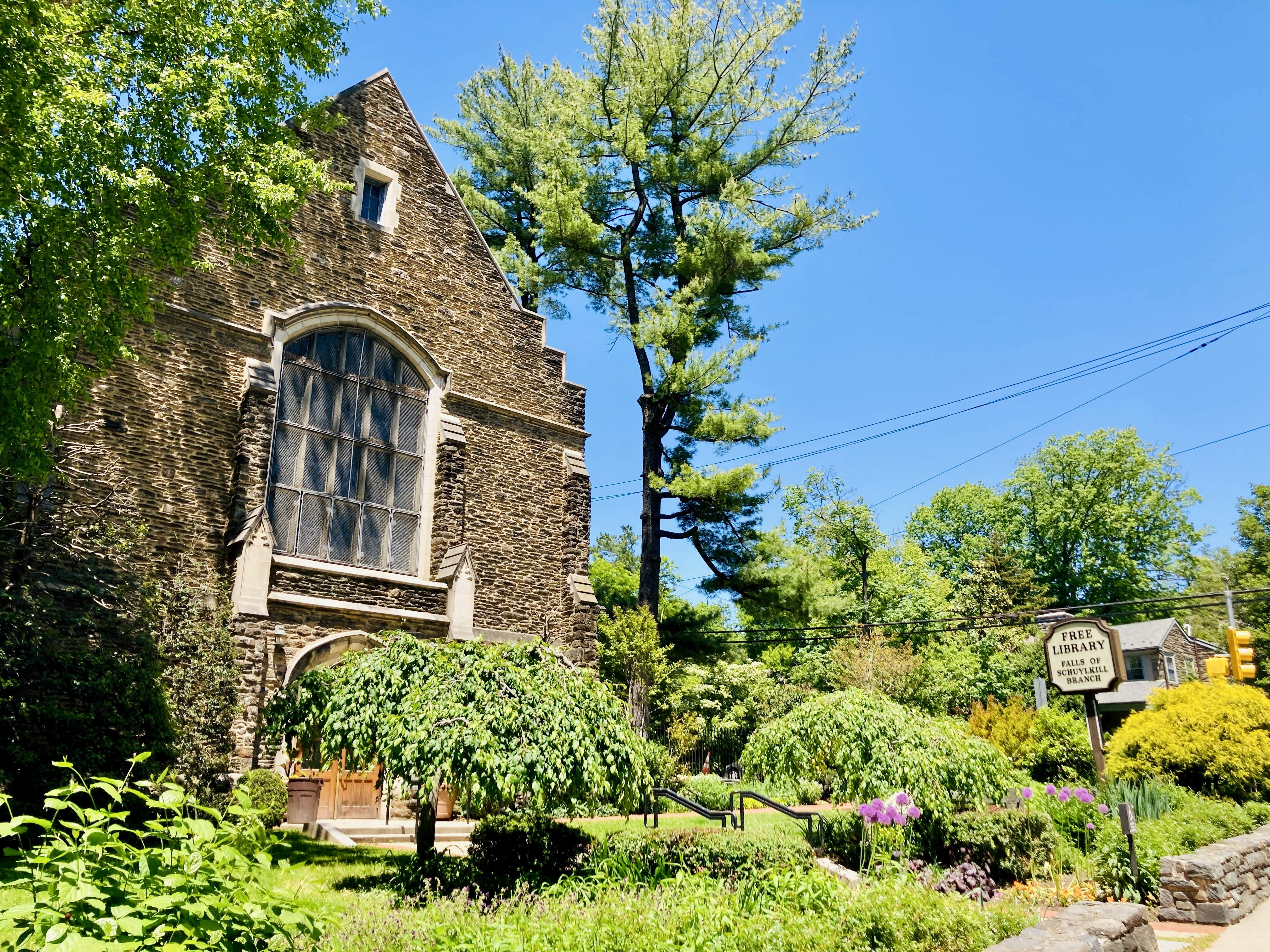 East Falls Free Library